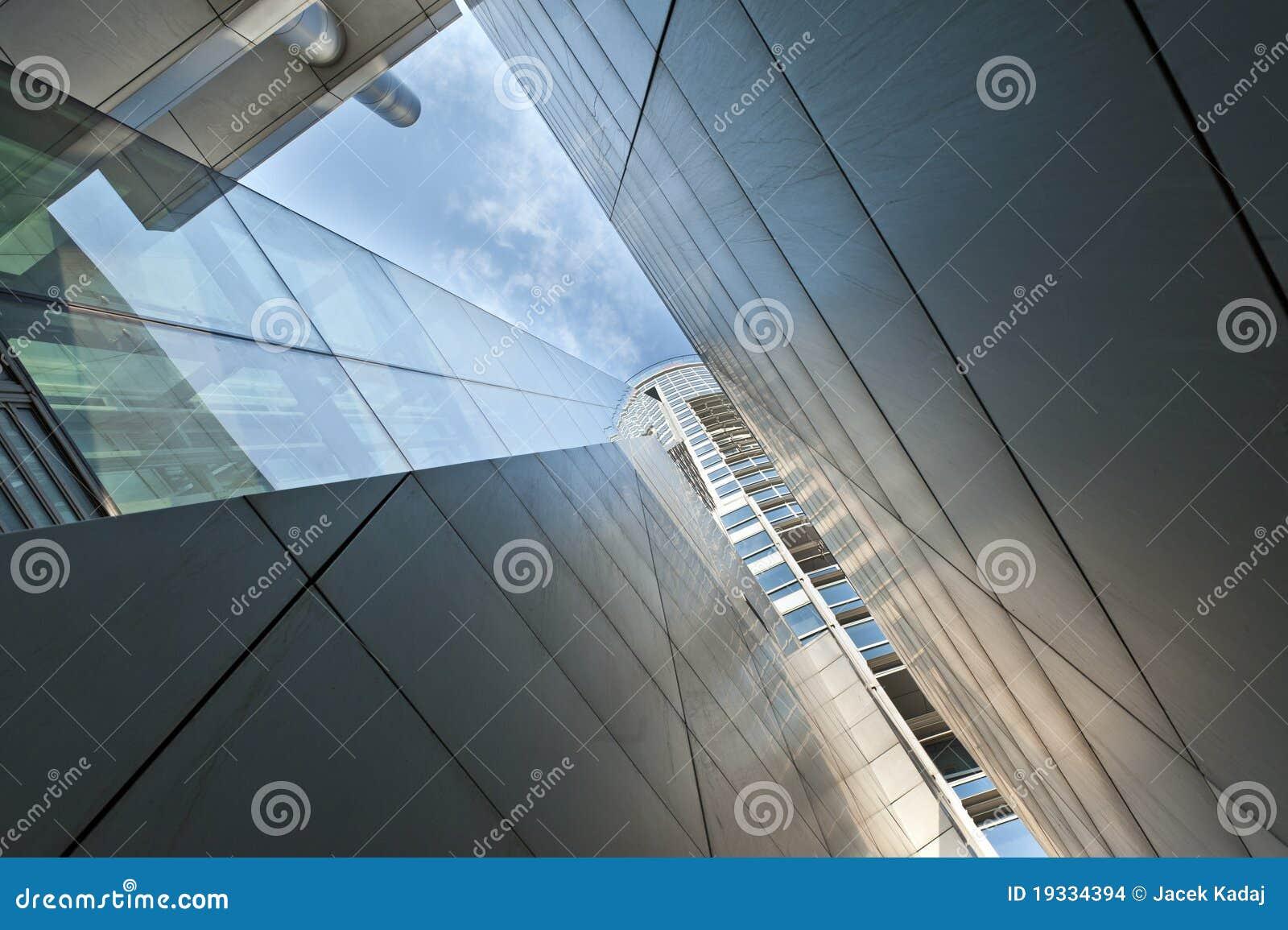 Modern abstrakt arkitektur