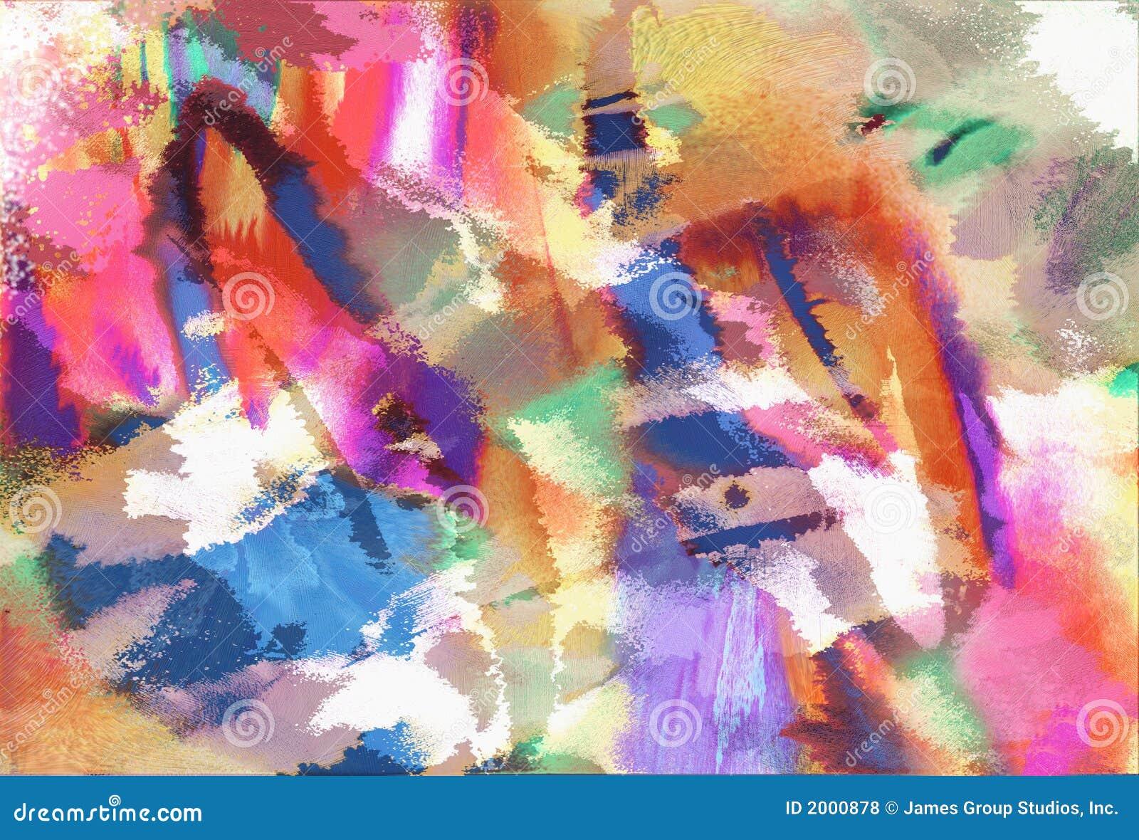 Modern abstrakt konst