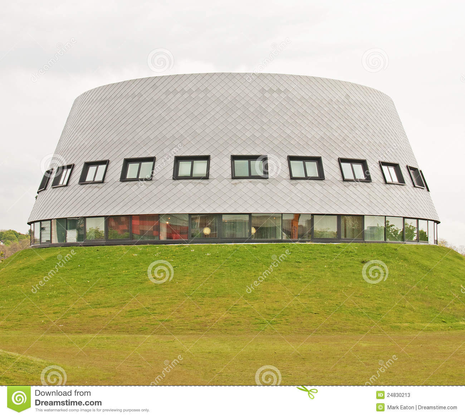 Modern Academic Building