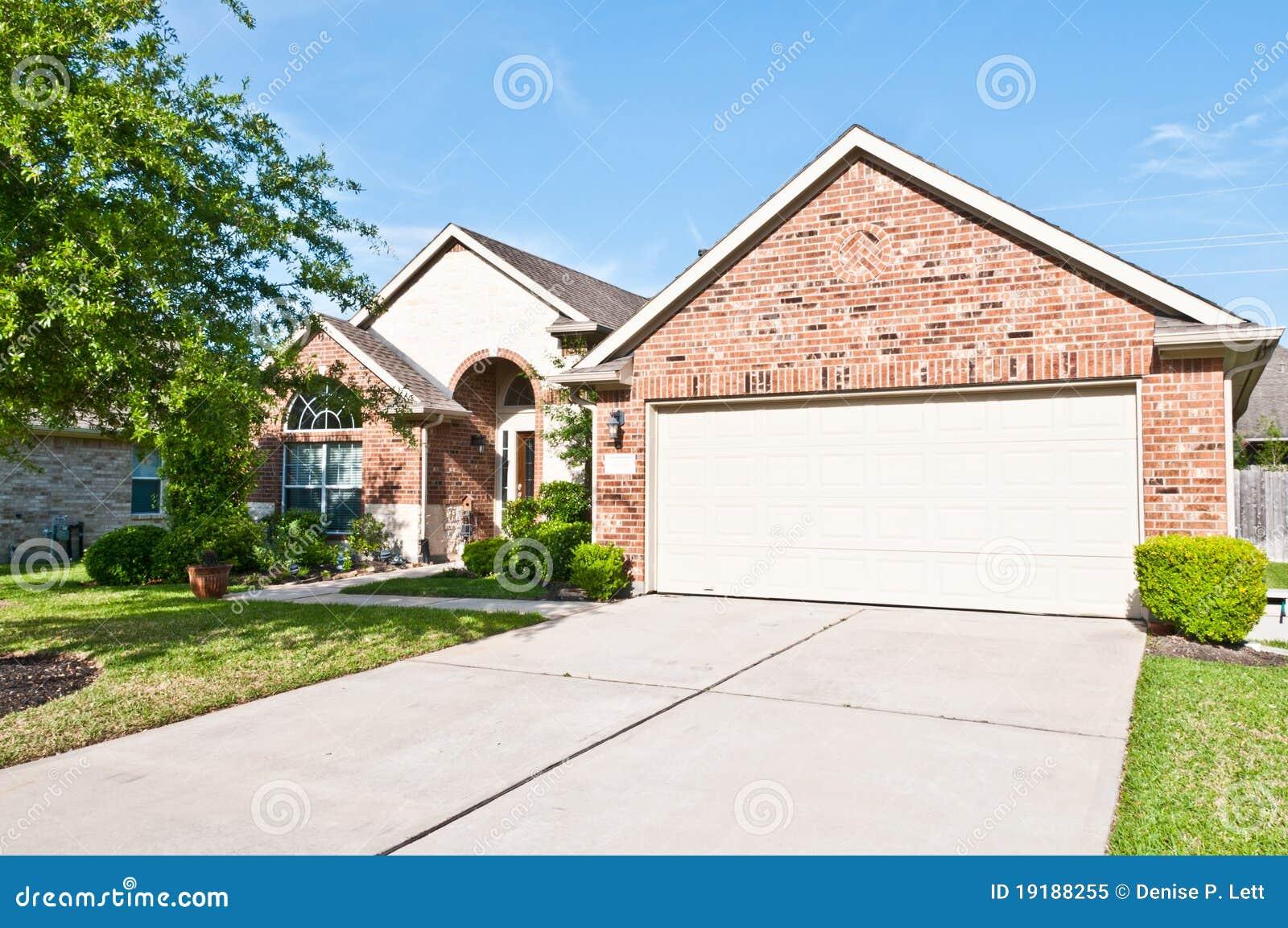 Modern Amerikaans Huis