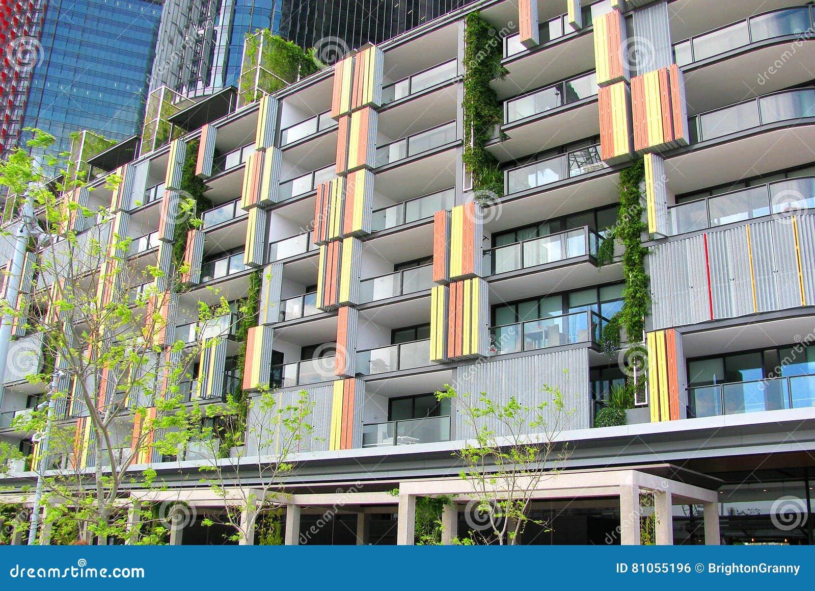 Modern Apartment, Circular Quay, Sydney, Australia Stock ...