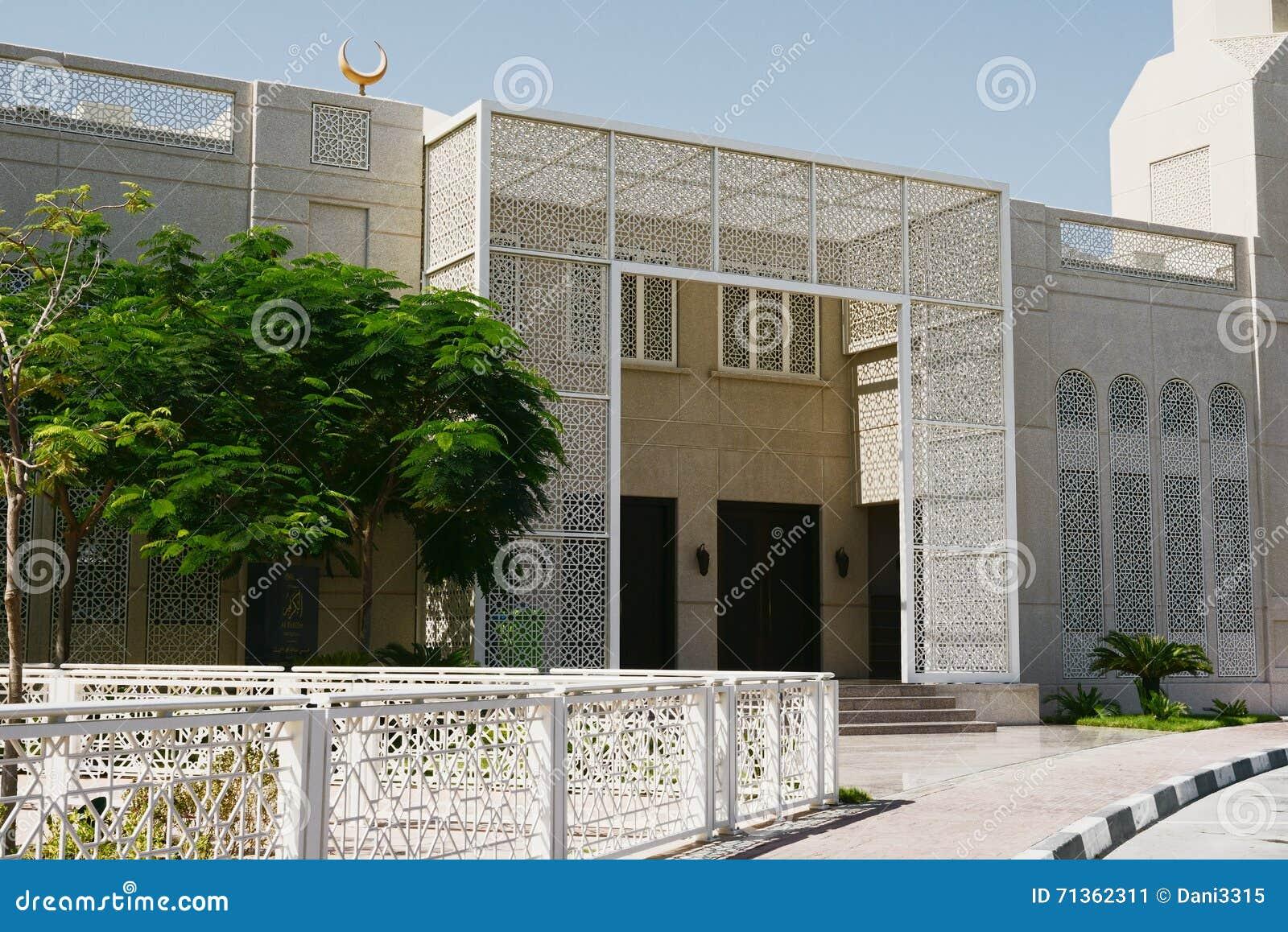 Modern Arabic Architecture, Abu Dhabi