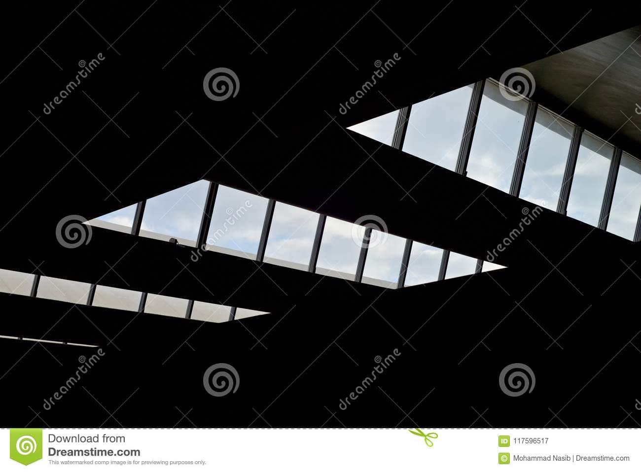 Download Modern Architectural Buildings Interior  Unique Photo Stock Image - Image of beauty, buildings: 117596517