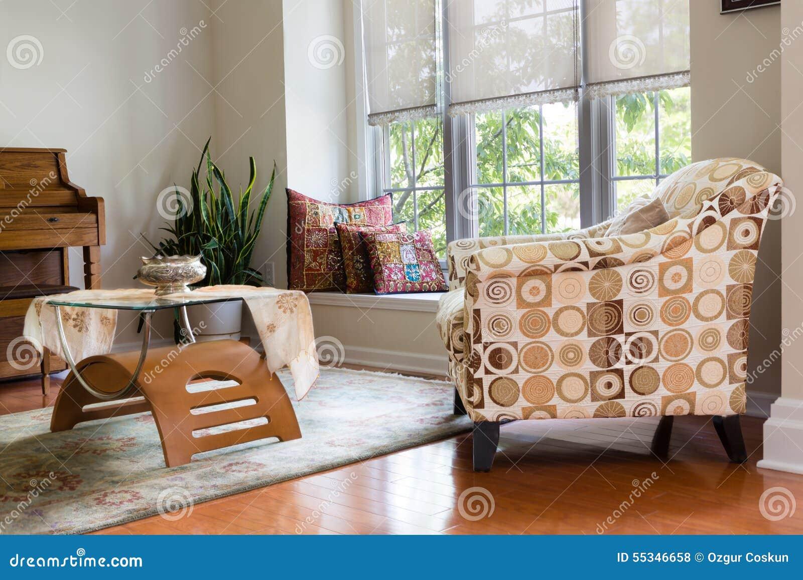 Modern architectural home den guest room design stock - Den guest room design ideas ...