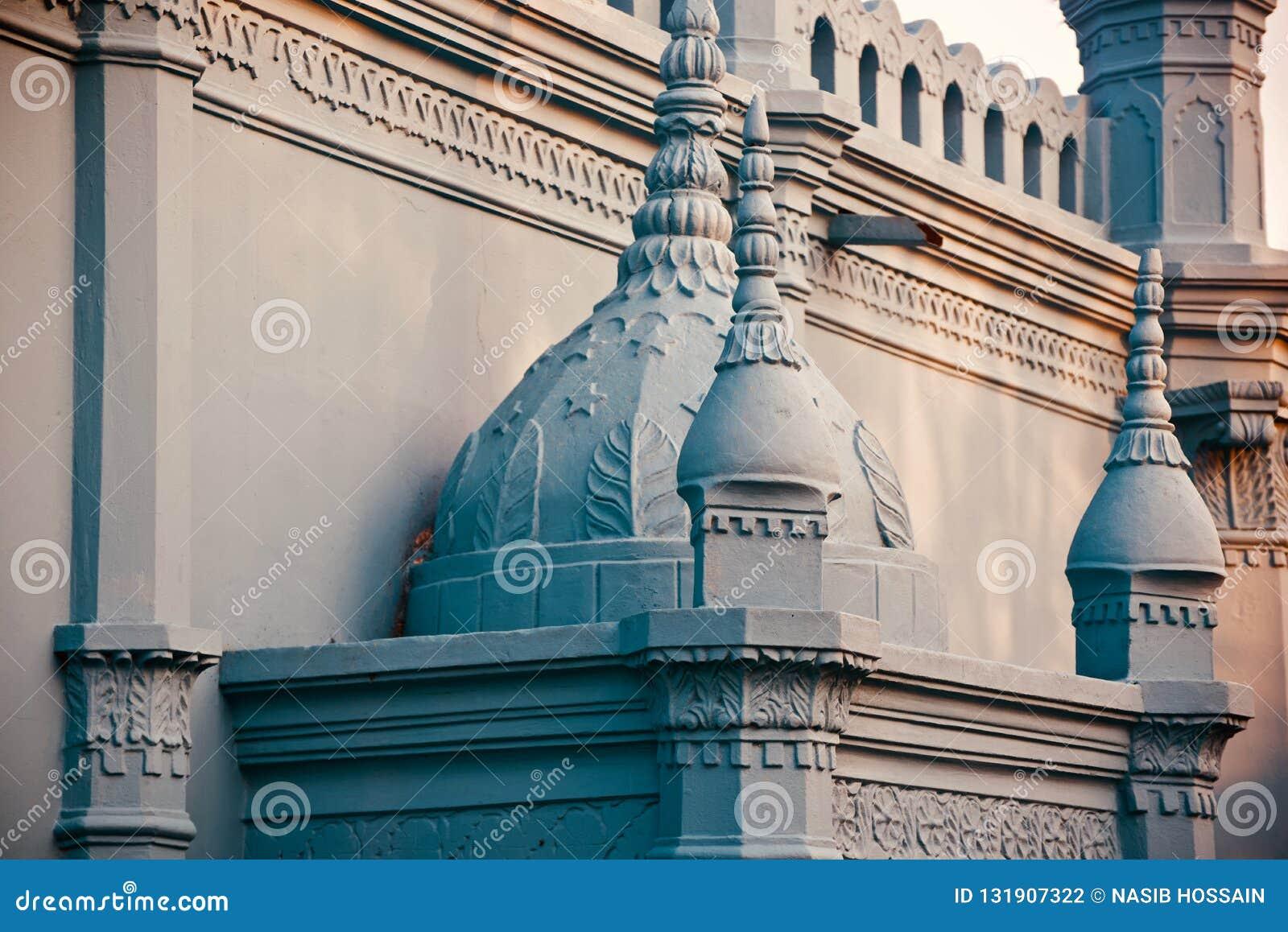 A modern architectural mosque building unique photo