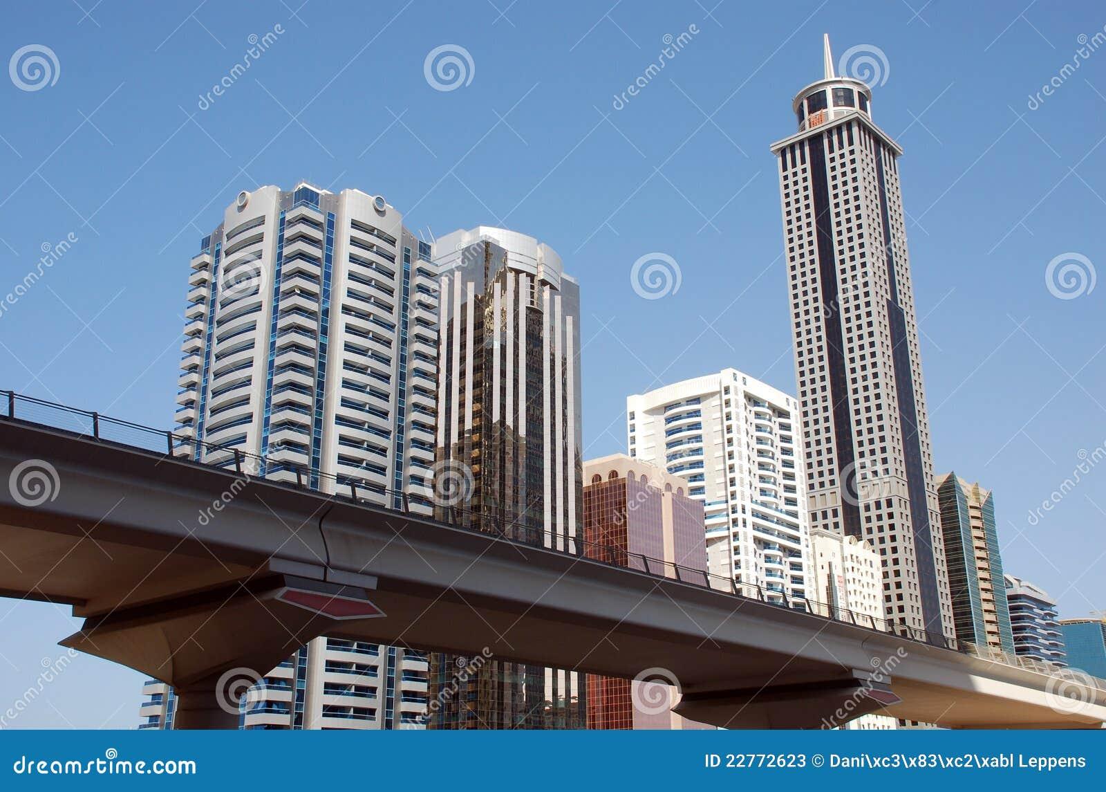 Modern architecture stock photos image 22772623 for Dubai architecture moderne