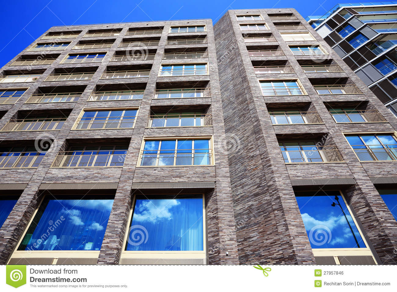 Modern architecture in amsterdam royalty free stock image for Architecture firms in europe
