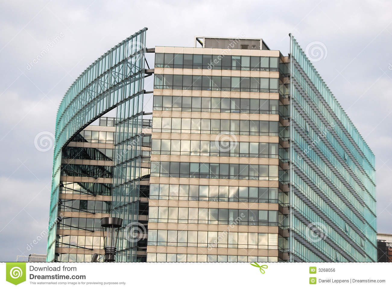 modern architecture brussels stock photo image of work