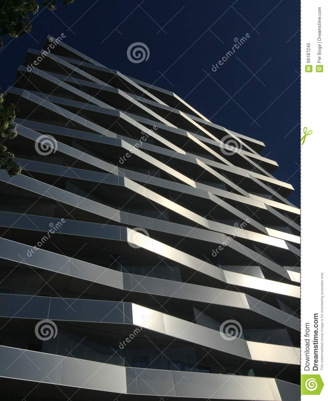 Modern Architecture Perspective perfect modern architecture perspective mansions sketch icons