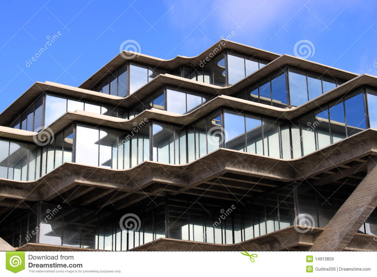 Modern Architecture Details Royalty Free Stock Images