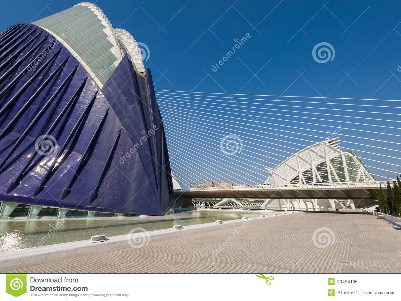 Modern Architecture Editorial Image Image 33454105