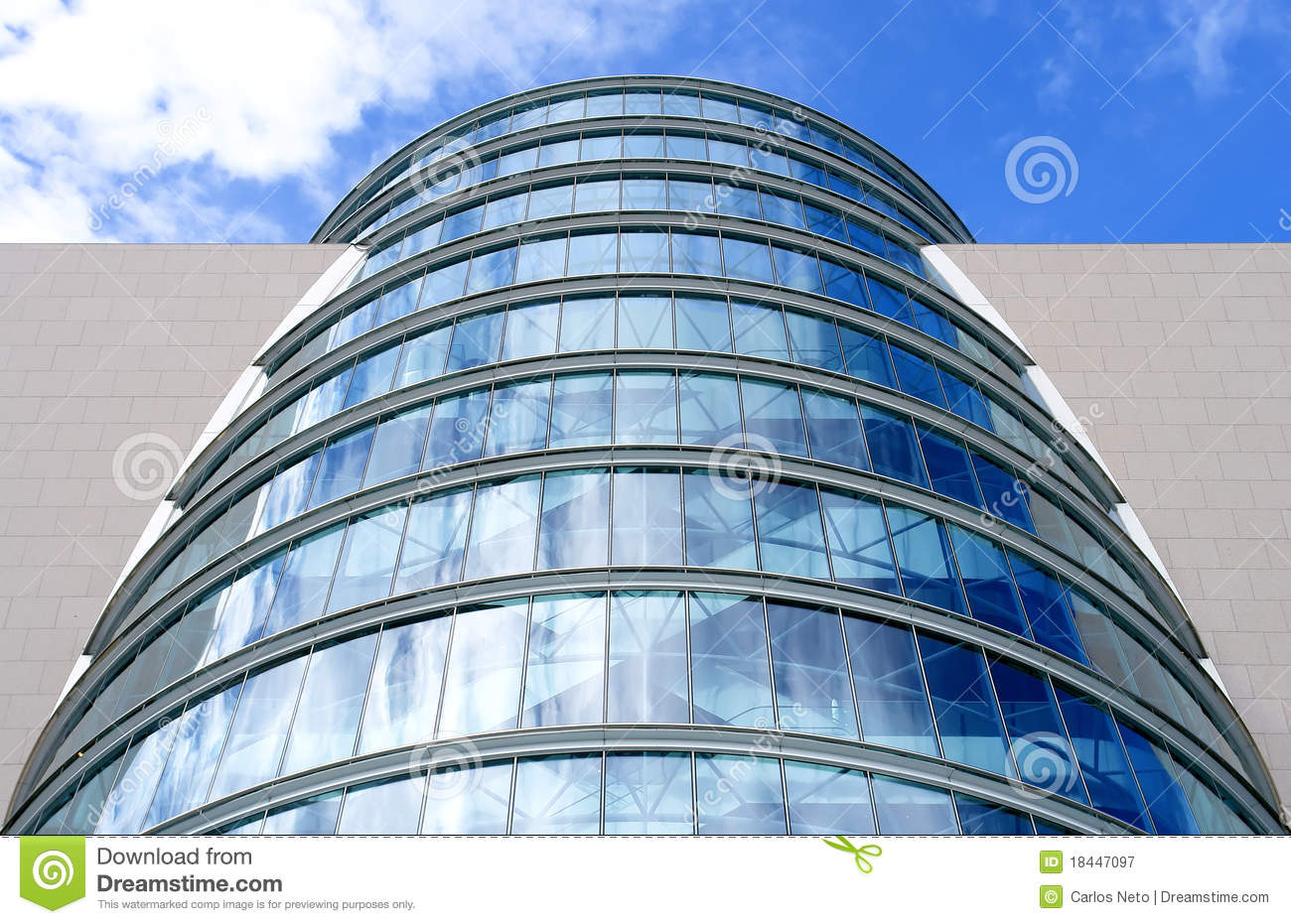 Modern Architecture Dublin modern architecture in dublin royalty free stock photography