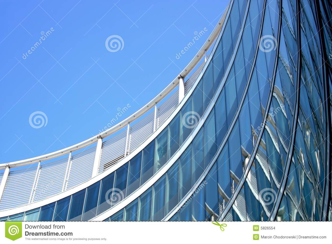 Modern Architecture Europe modern architecture, europe. stock images - image: 5826554