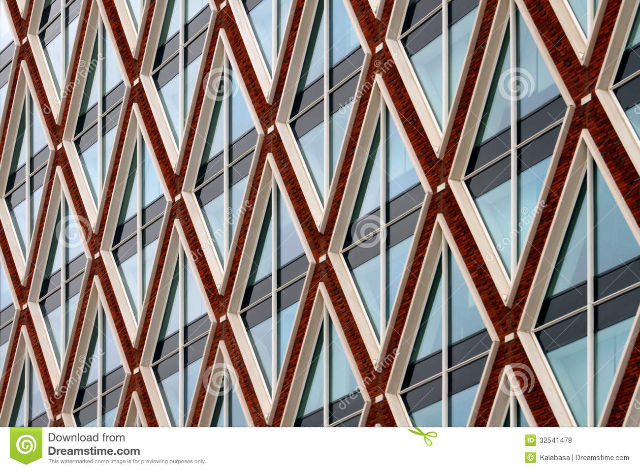 Modern Architecture Pattern modern architecture facade pattern, background royalty free stock