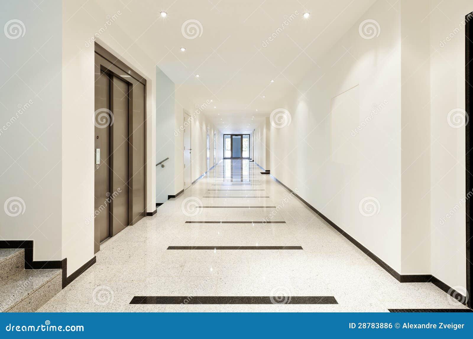 Modern Architecture, Interior Stock Photo - Image of modern, mansion ...