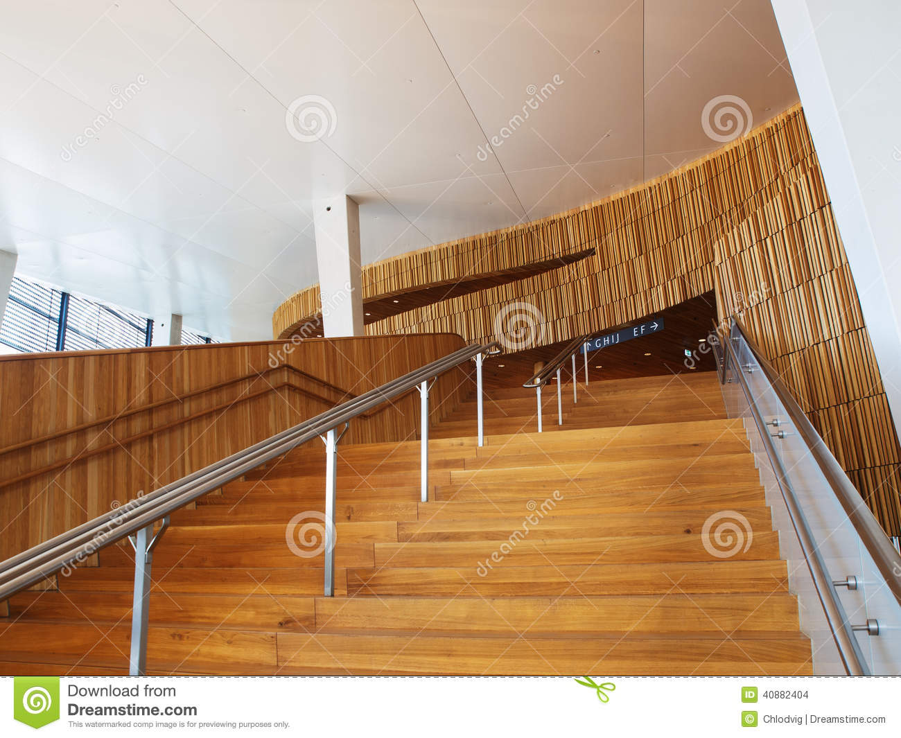 Modern Architecture Interior modern architecture oslo norway stock photos, images, & pictures