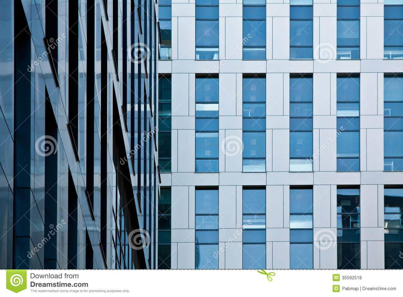 Modern Architecture Office modern architecture office building royalty free stock photos