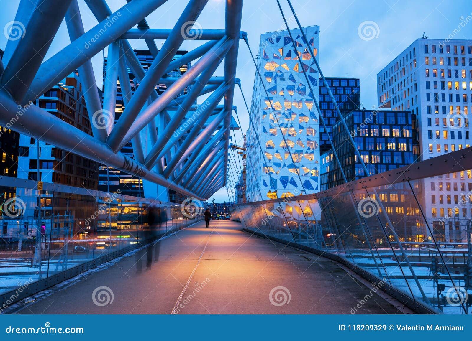 Modern architecture oslo
