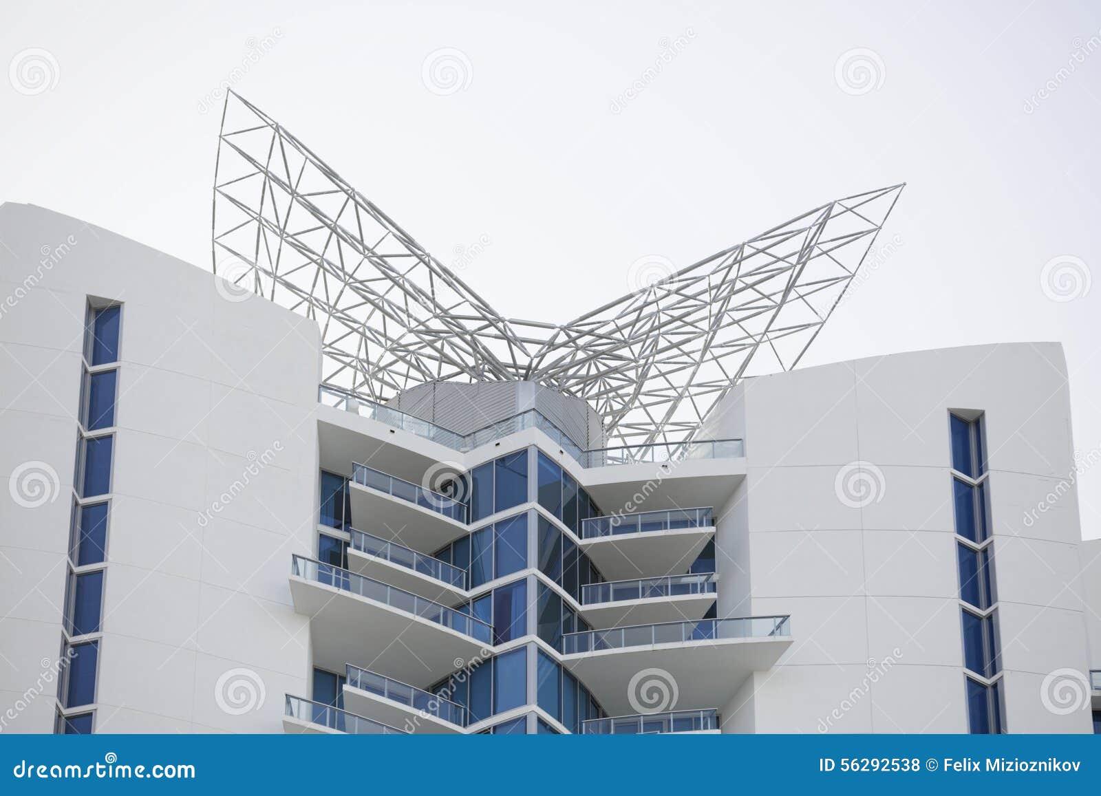 Modern architecture structure stock photo image 56292538 for Structure in architecture the building of buildings