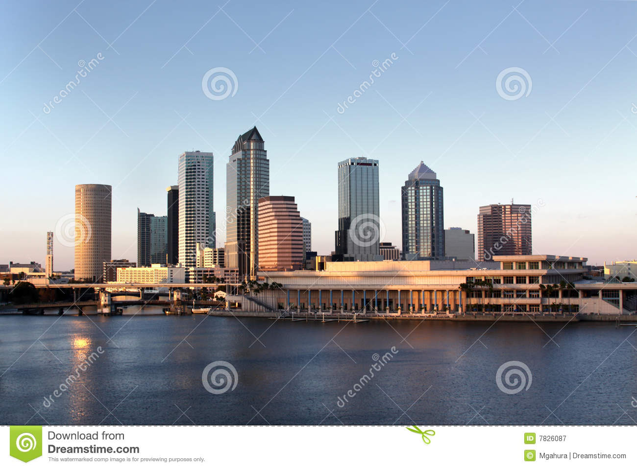 Modern Architecture Tampa modern architecture in of tampa, florida usa royalty free stock
