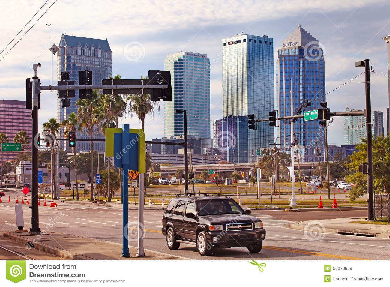 Modern Architecture Tampa modern architecture in of tampa, florida usa editorial stock image