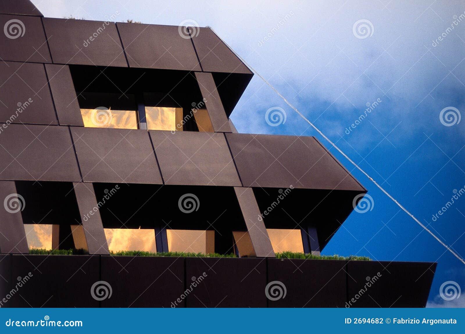 Modern Architecture Zurich modern architecture in zurich stock photography - image: 2694682