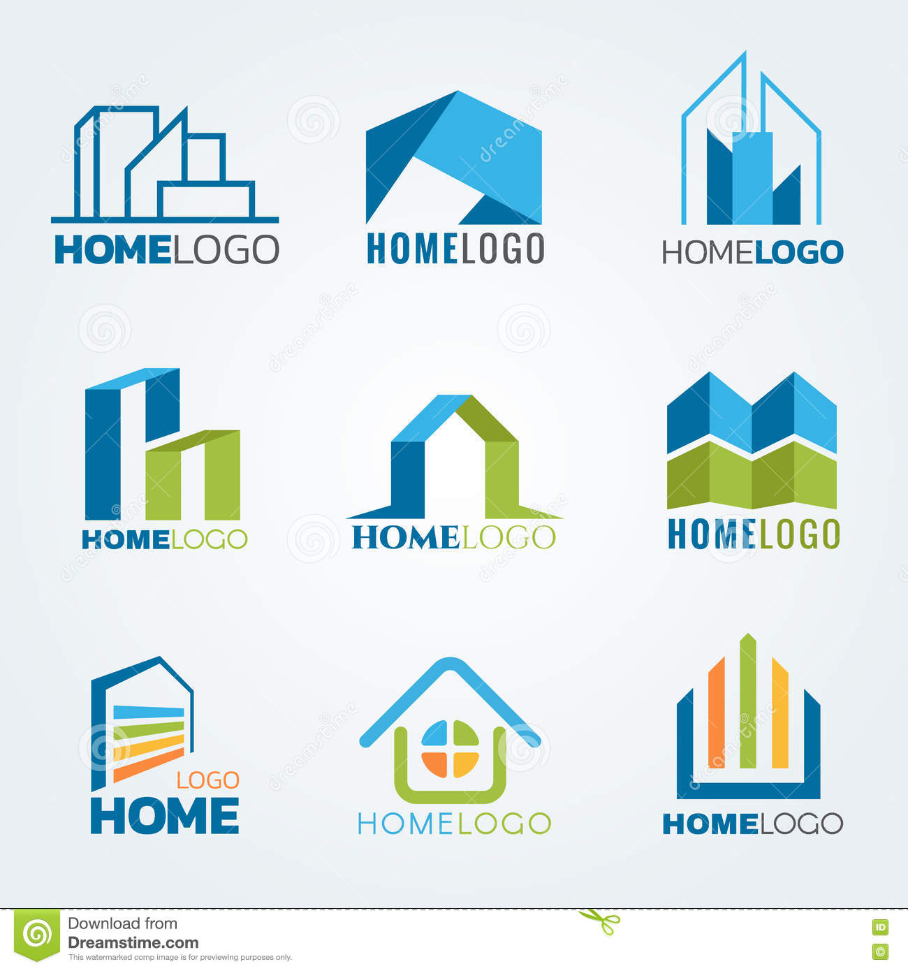 Best home logo design images interior design ideas for Household design logo
