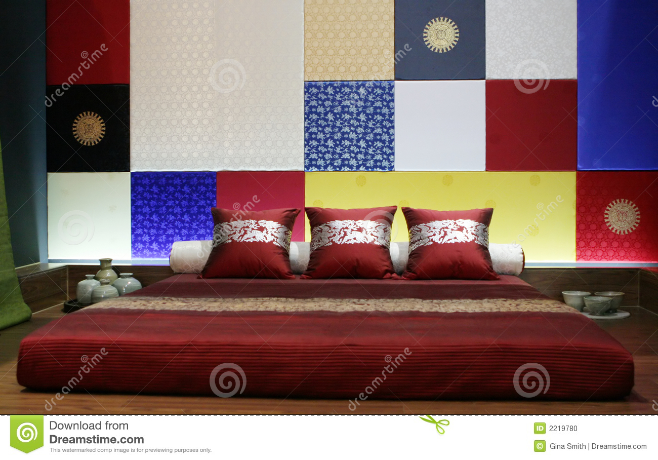 modern asian style bedroom stock photo image 2219780 12434 | modern asian style bedroom 2219780