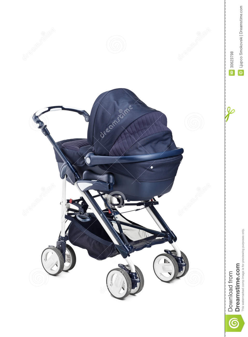 a modern baby stroller royalty free stock photos  image  - baby background isolated modern stroller