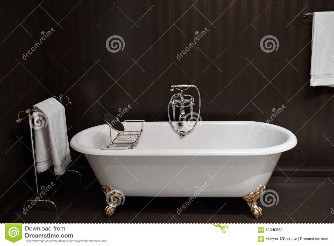 black bathroom tiles modern bathroom with black tiles stock photo image of 12101