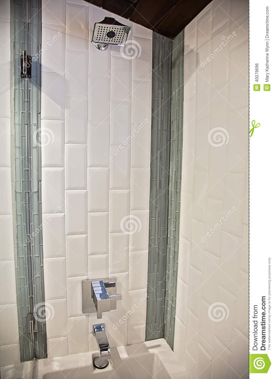 Perfect Modern bathroom tile stock photo. Image of tile, linear - 40079696 GR76