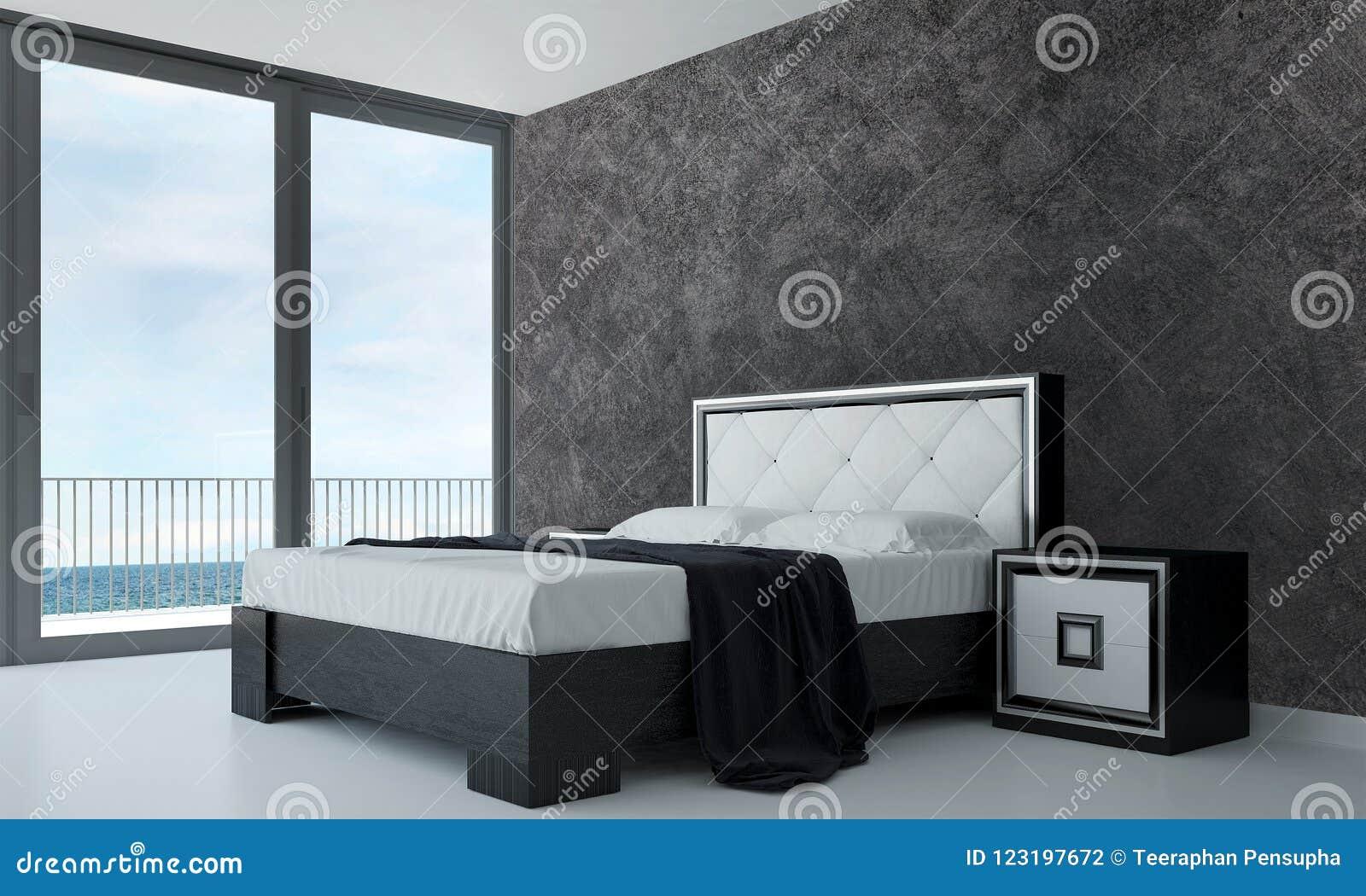 Boxspring bett home design scheme modern black queen platform bed