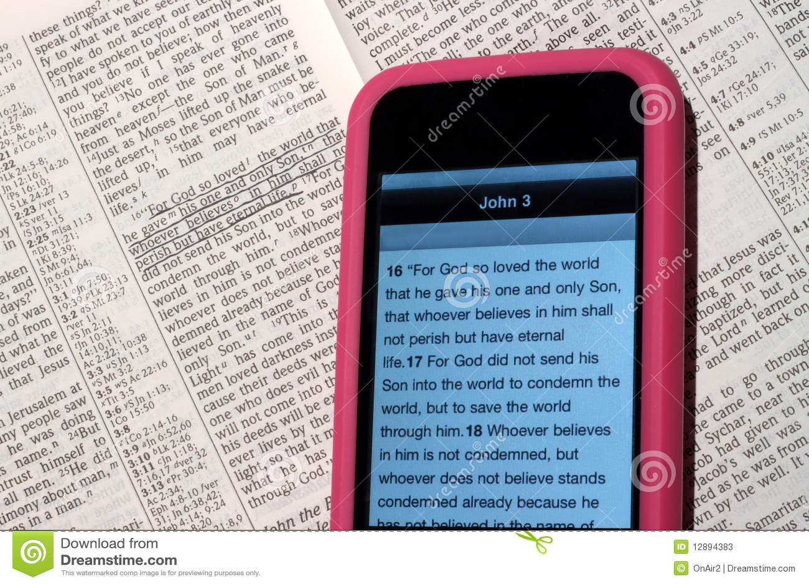 Modern bibel