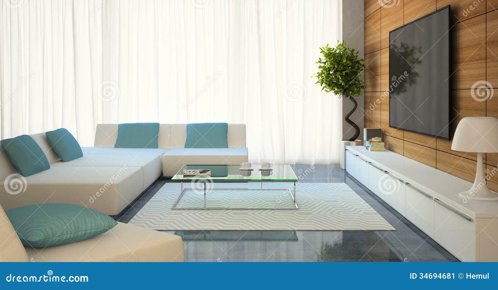 Moderne witte bank home design idee n en meubilair inspiraties - Meubilair tv rode ...