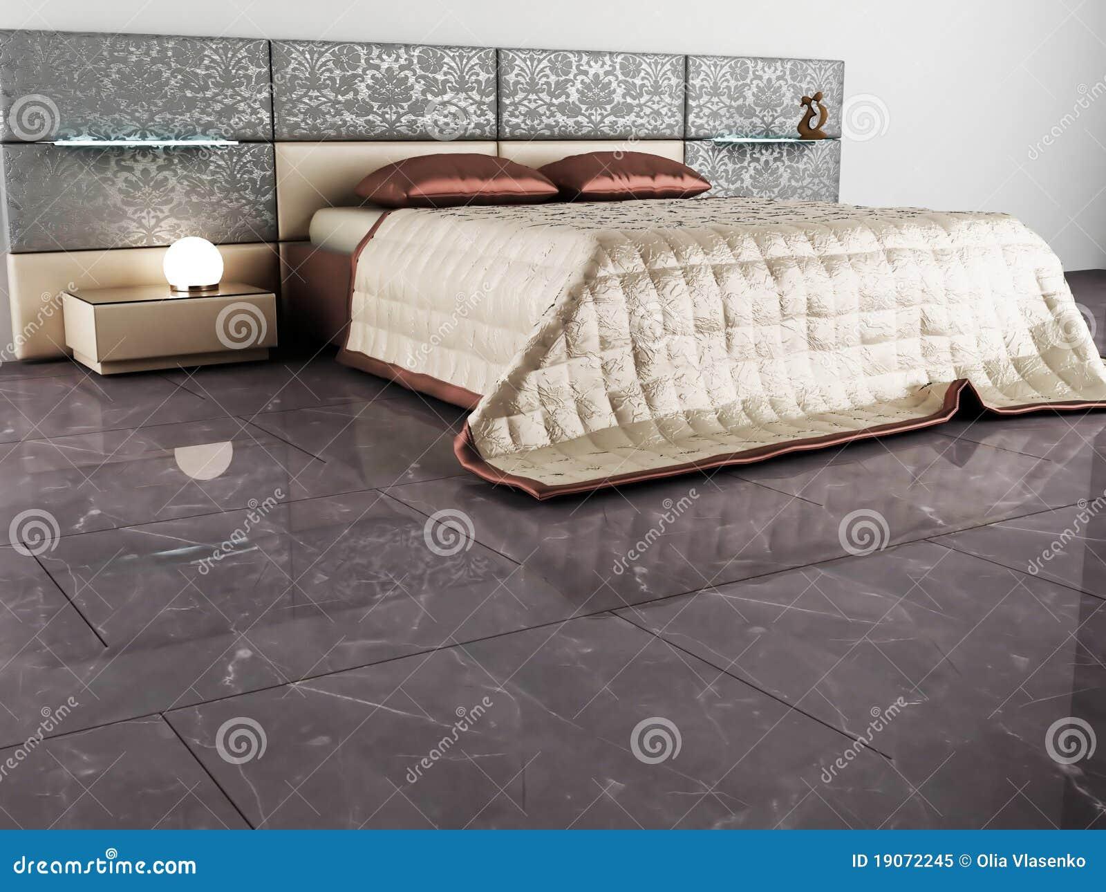 Modern binnenlands ontwerp van slaapkamer royalty vrije stock foto afbeelding 19072245 - Ontwerp van slaapkamers ...