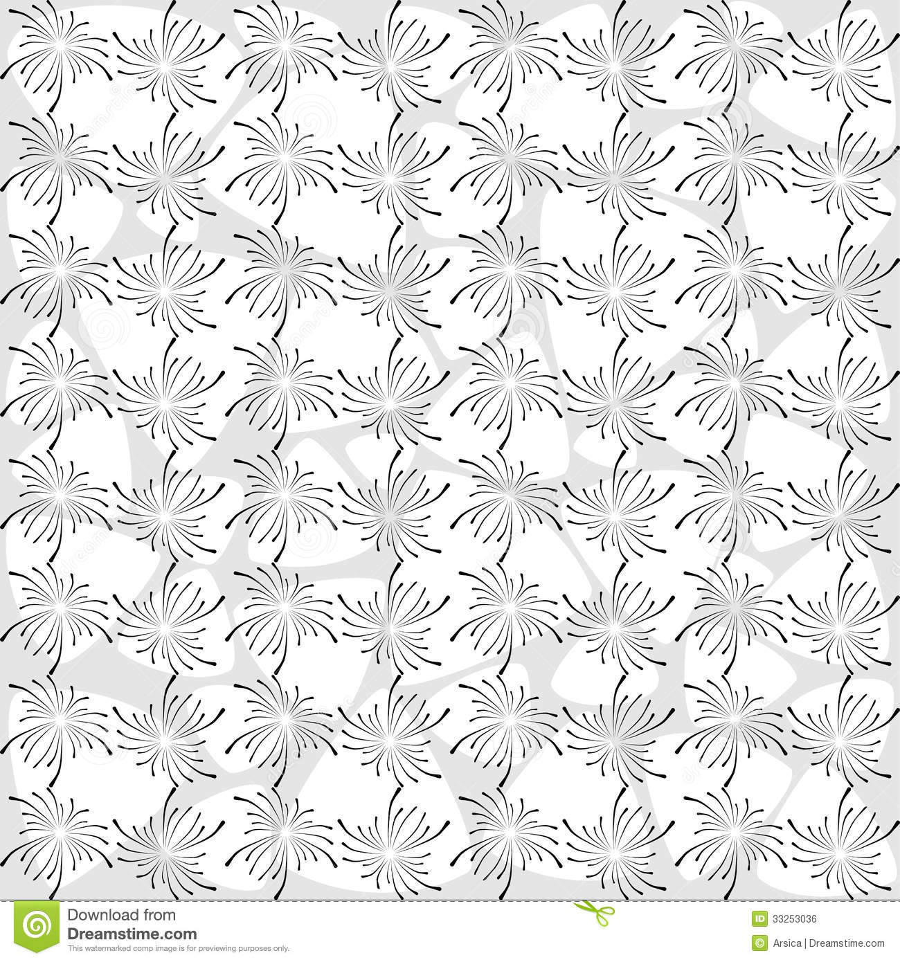Seamless geometric texture stock photos image 27928433 - Seamless Geometric Texture Stock Photos Image 27928433 Modern Black And White