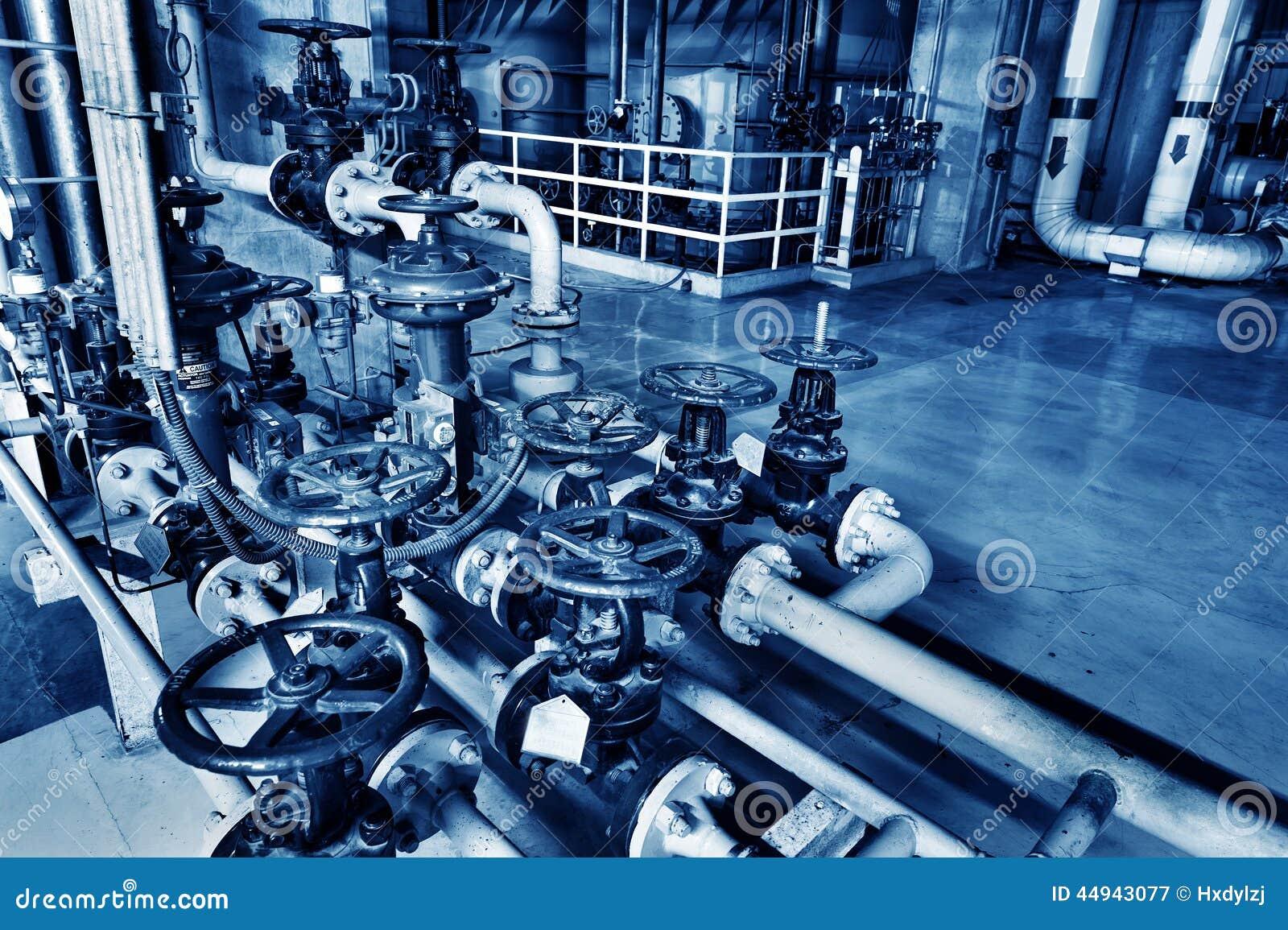Boiler System: Valves In Boiler System