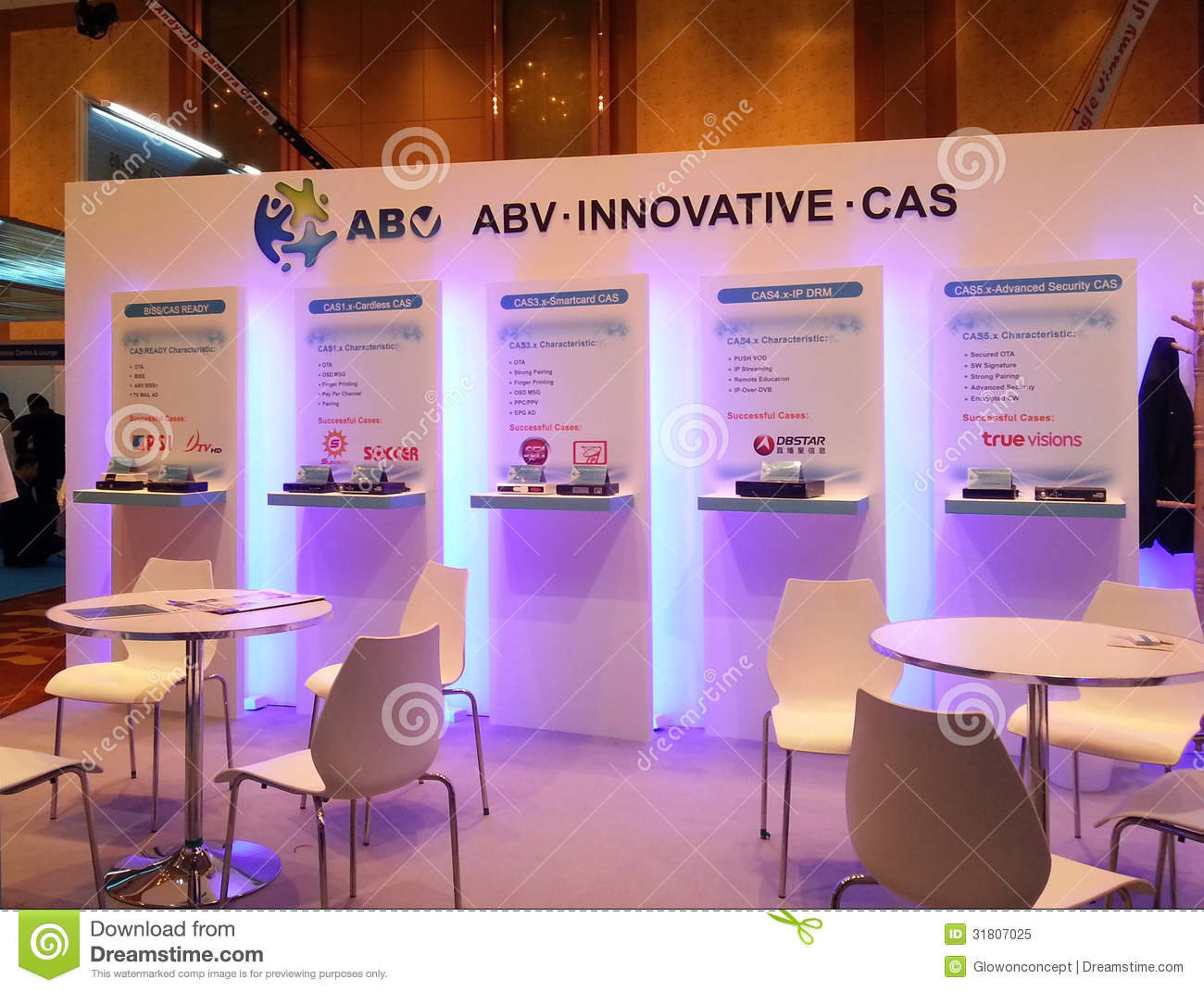 Modern Booth Design Editorial Image Image Of Exhibition