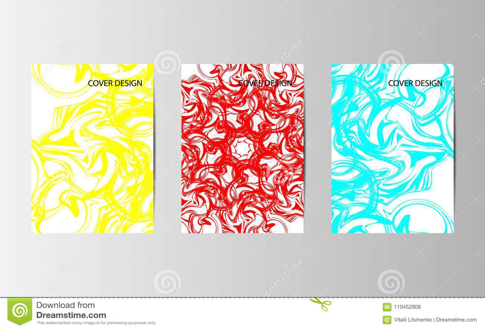 Modern broschyr för abstrakt vektor med krabba linjer design för mall för affisch för årsrapportdesignmallar framtida
