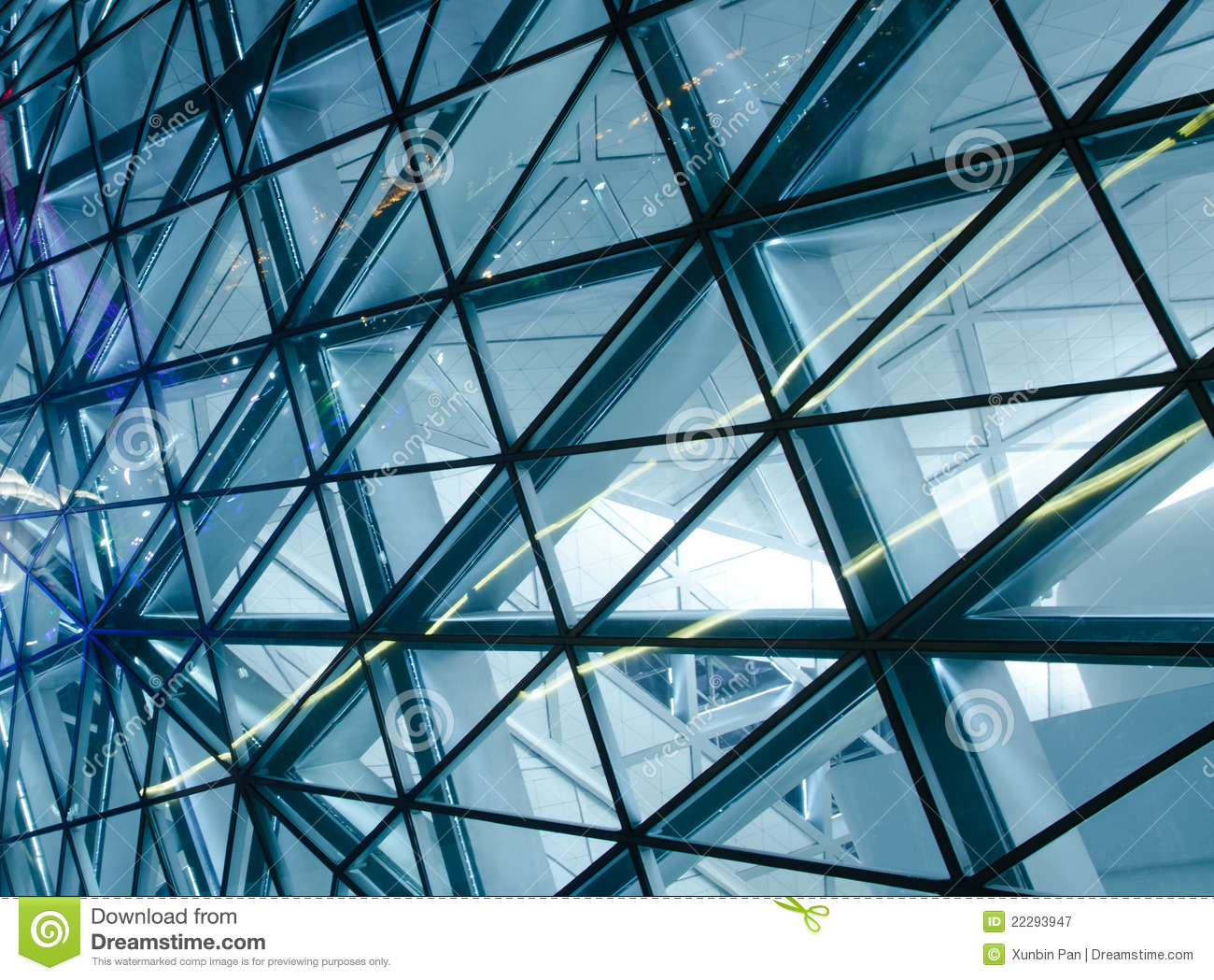 Modern Architecture Detail modern building architecture detail royalty free stock photography
