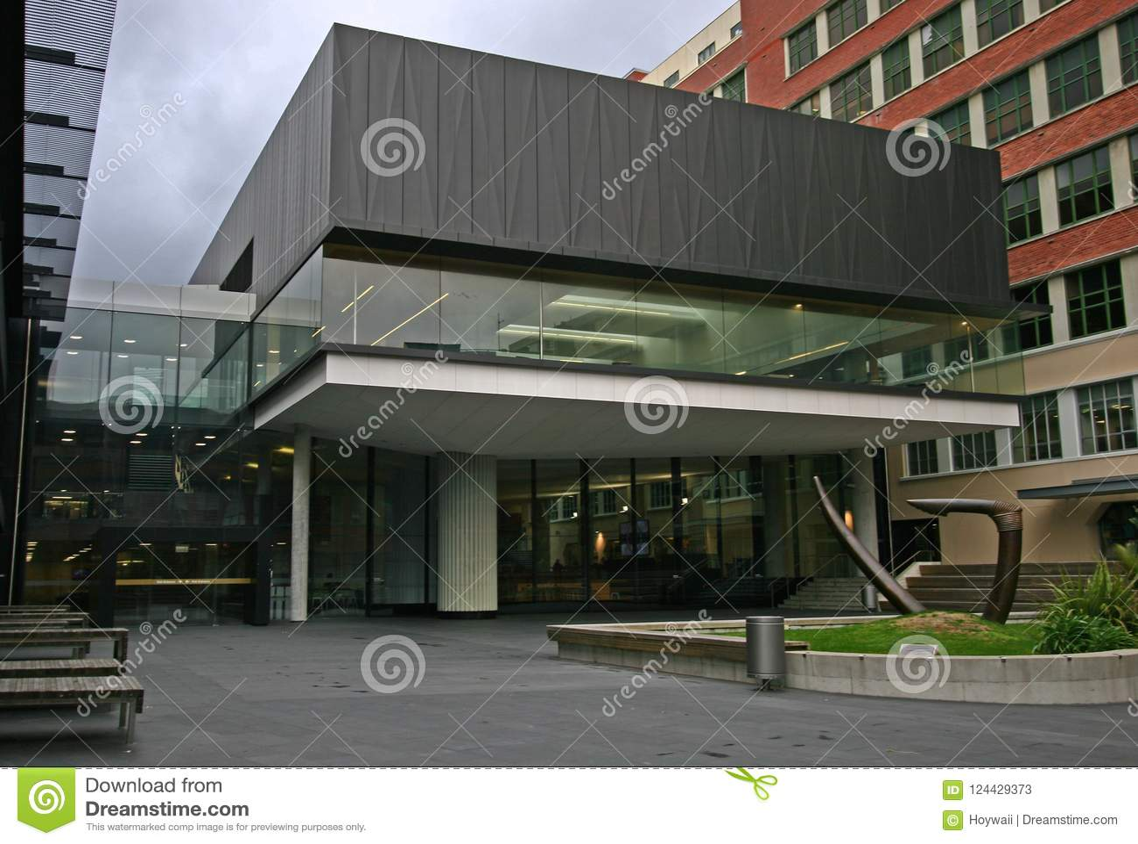 The Hub Victoria University Of Wellington Wellington New Zealand