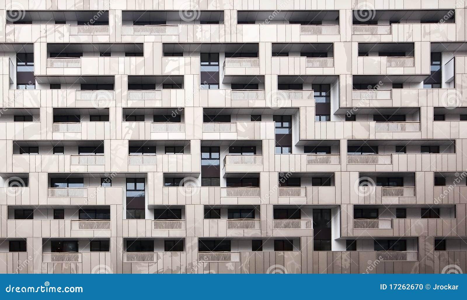 Modern building...