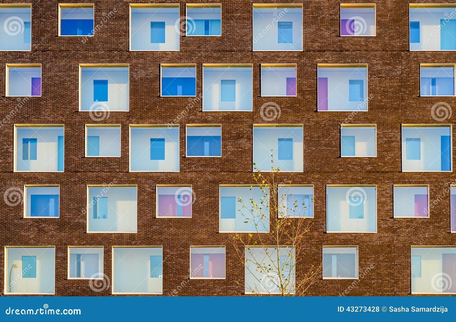 Modern Building Facade Stock Photo Image 43273428