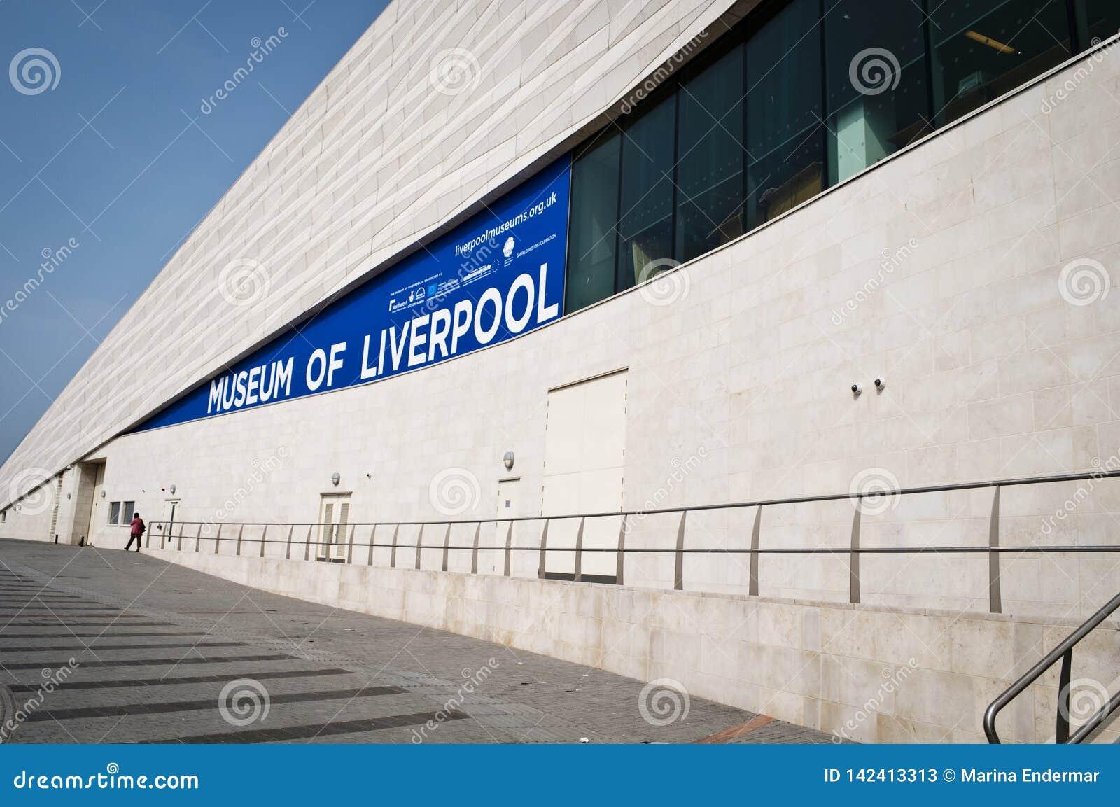 Museum of Liverpool, Pier Head, Liverpool Waterfront, UK
