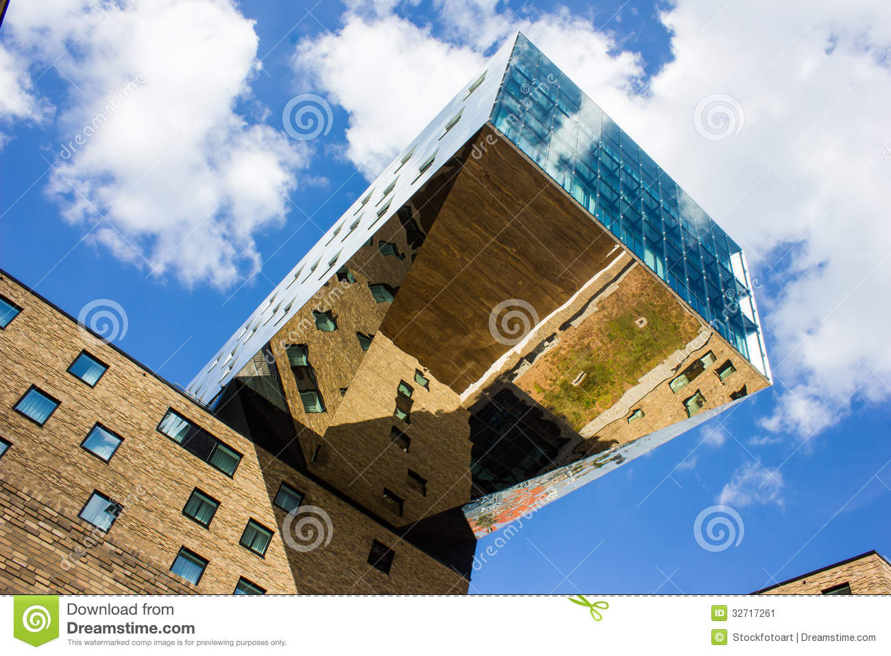 Modern architecture in berlin germany stock image image for Moderne hotels deutschland