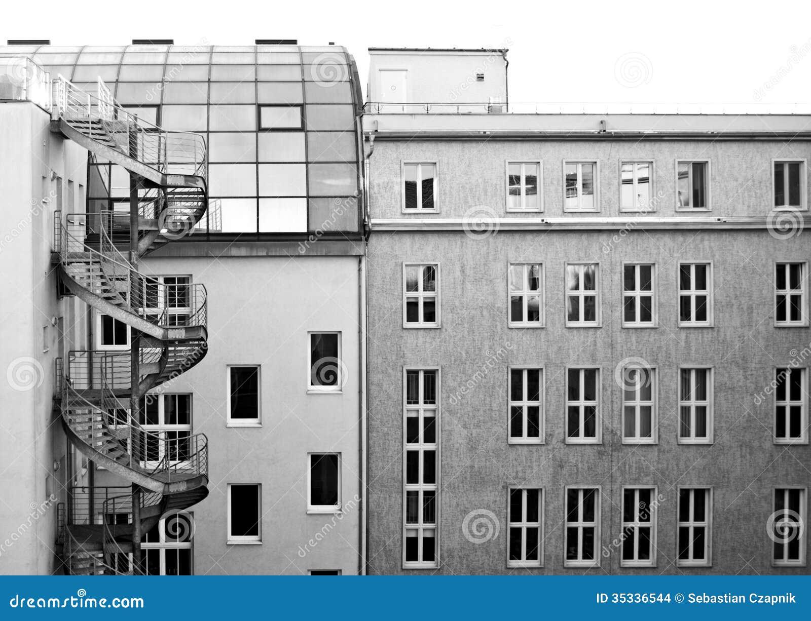 Modern buildings in Berlin