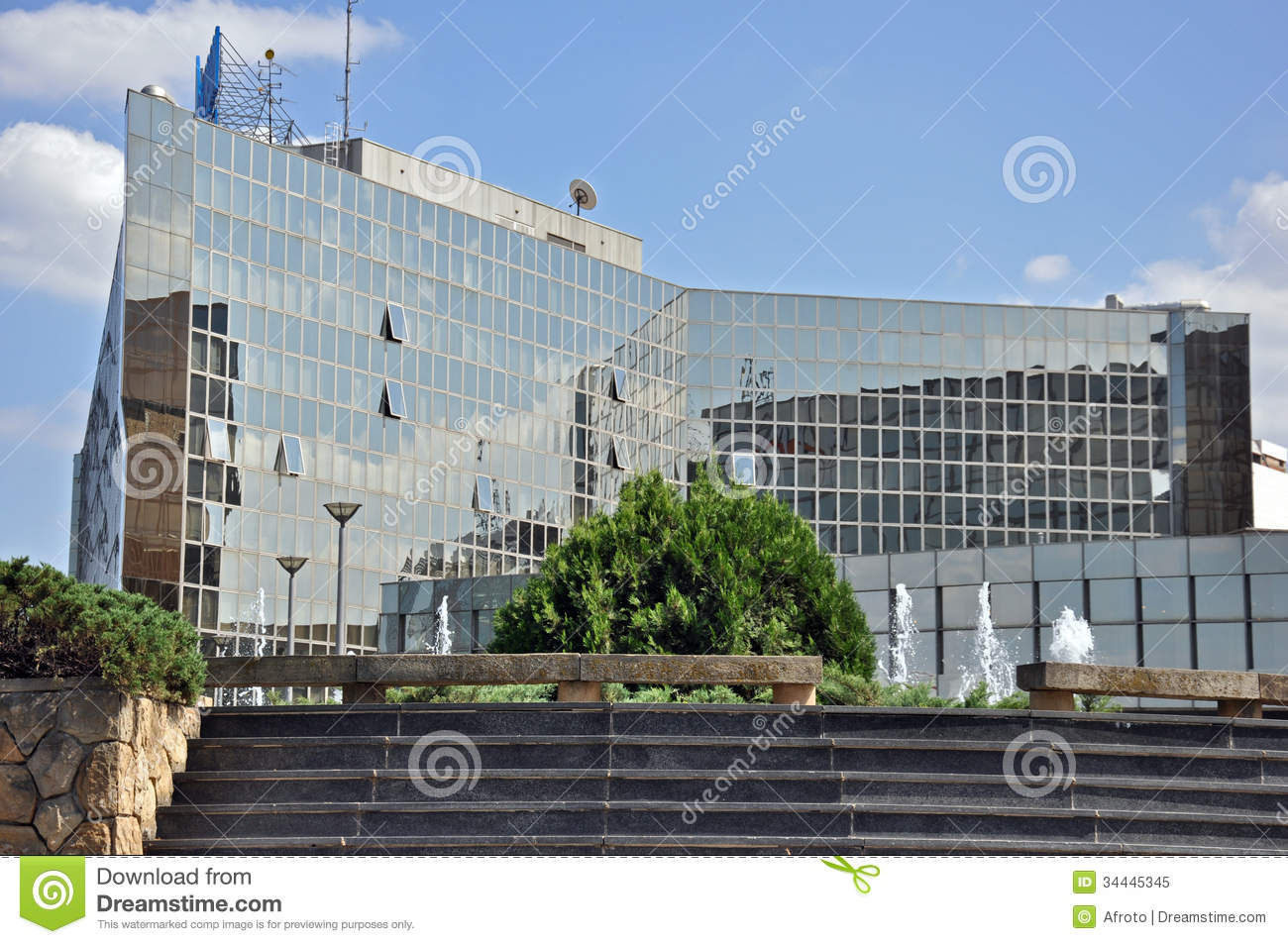 Modern business building royalty free stock photo image for Modern business buildings