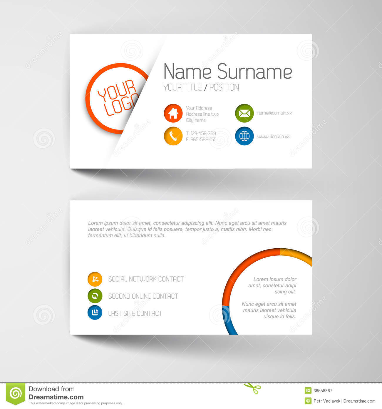 Vistaprint Business Card Template Pasoevolistco - Vistaprint business card templates
