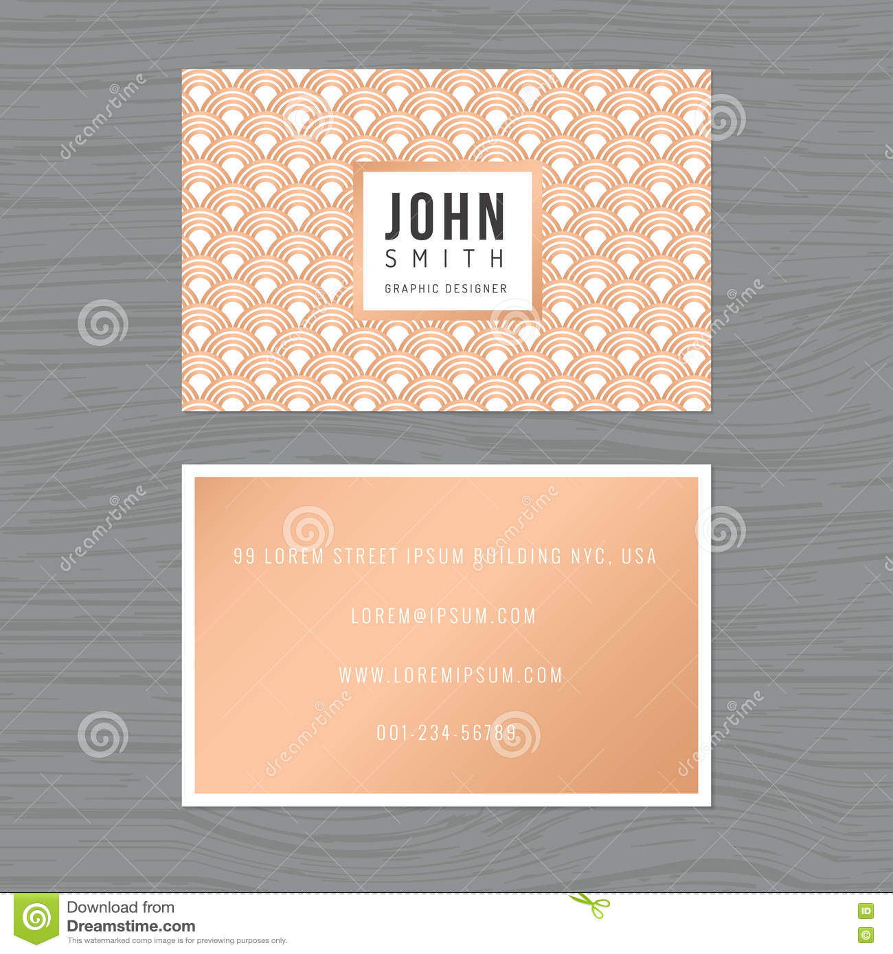 Modern business card template in japanese wave pattern background download modern business card template in japanese wave pattern background printing design template stock reheart Gallery