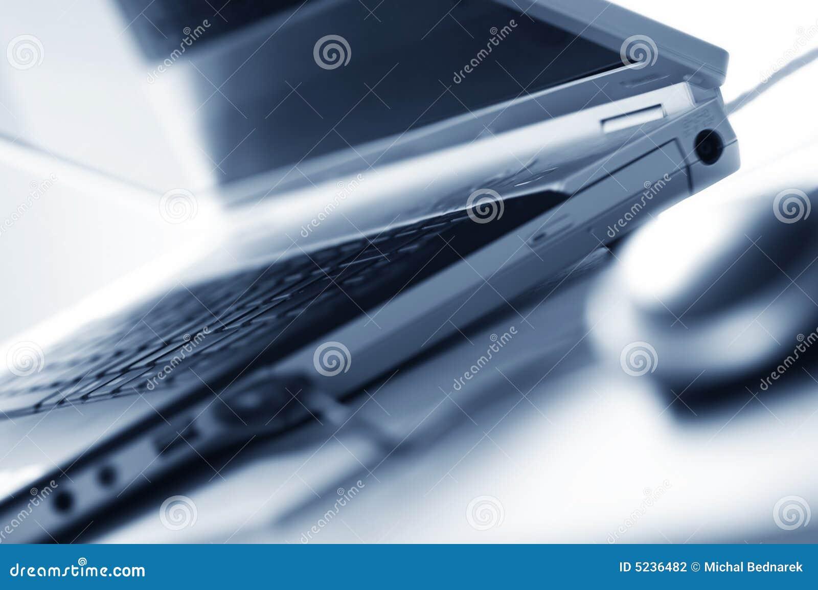 Modern business equipment